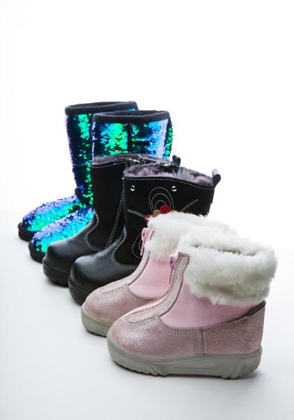 Colectie de ghete si cizme imblanite de copii